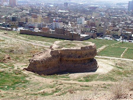 رَبع رشیدی,ربع رشیدی در تبریز,عکس های ربع رشیدی