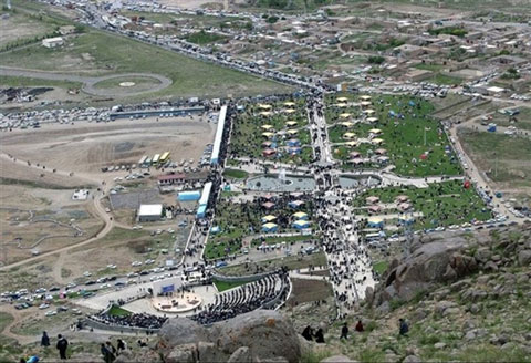 مجموعه تفریحی گاوازنگ,ائل داغی زنجان,مکانهای تفریحی زنجان