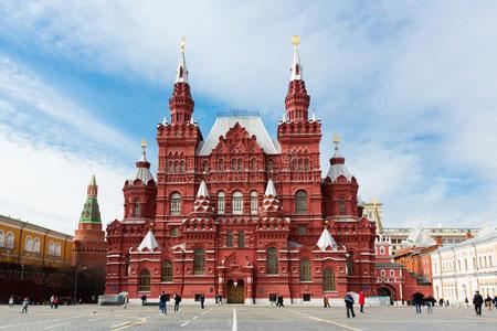 میدان سرخ مسکو,میدان سرخ,میدان سرخ روسیه