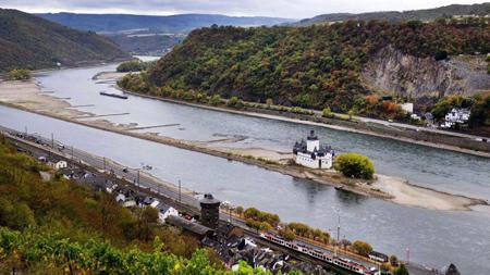 آشنایی با رود راین بزرگترین رود اروپا