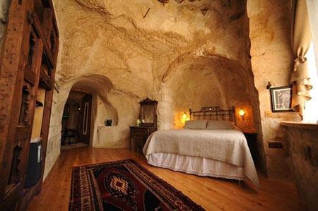 خانه صخره ای,مکانهای تاریخی,زیباترین خانههای صخرهای جهان