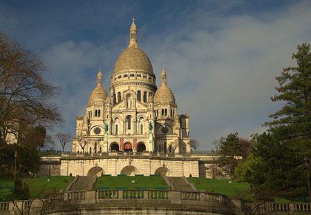 کلیسای سکره کر,عکس های کلیسای سکره کر,کلیسای سکره کر در پاریس