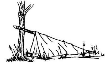 چگونه سرپناه بسازیم؟