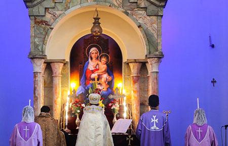 کلیسای سرکیس مقدس,کلیسای سرکیس مقدس تهران,عکس کلیسای سرکیس مقدس