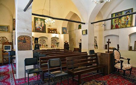 کلیسای تادئوس و بارتوقیمئوس مقدس,عکس کلیسای تادئوس و بارتوقیمئوس مقدس