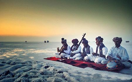 کویر نمکی هند,صحرای نمک هند,زمان مناسب برای سفر به کویر نمکی هند