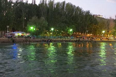 شهرستان سامان,شهر سامان,مکان های گردشگری سامان