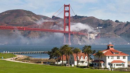 جاذبه های گردشگری سان فرانسیسکو,سان فرانسیسکو,پارک کرسی فیلد