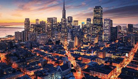 جاذبه های گردشگری سان فرانسیسکو,سان فرانسیسکو,دیدنی های سان فرانسیسکو