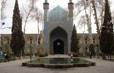 آثار تاریخی شهر اصفهان,آثار تاریخی اصفهان,مدرسه چهار باغ