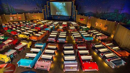 سینماهای جالب,سینمای سی فی داین این,عکس های سینمای سی فی داین این
