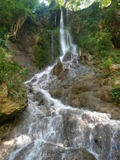 عکس های آبشار سمبی,تصاویر آبشار سمبی,آبشار سمبی کجاست