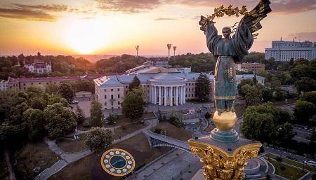 عجایب هفت گانه ایران, نقشه اوکراین, عجایب هفتگانه ی خلقت