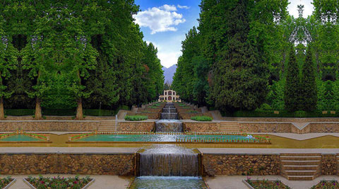 آرامگاه شاه نعمت الله ولی,شاه نعمت الله ولی,جاذبه های گردشگری کرمان