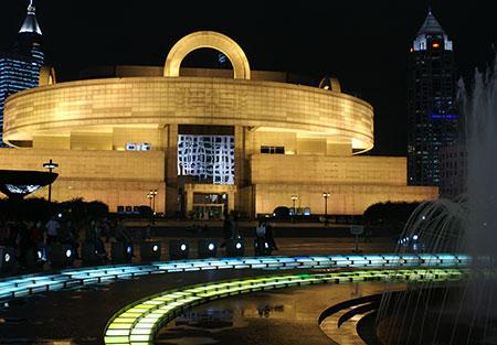 شانگهای چین,شهر شانگهای چین,موزه های شانگهای چین