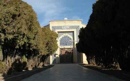 آرامگاه  شیخ ابوالحسن خرقانی کجاست