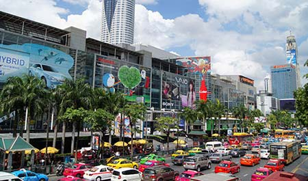 بزرگترین مراکز خرید در دنیا