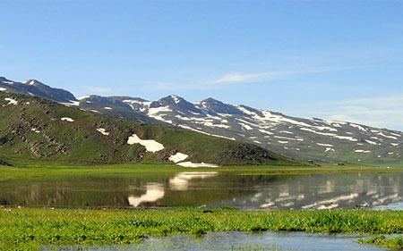 خلخال,شهرستان خلخال,دریاچه نئور خلخال
