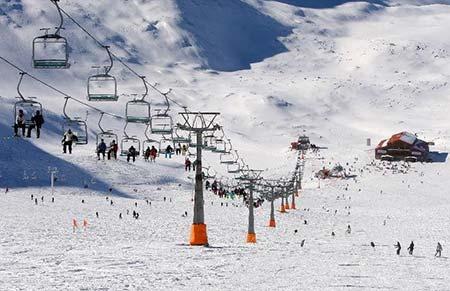 اسکی بازی،پیست اسکی