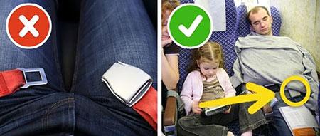 نکاتی برای داشتن خواب راحت در هواپیما,خوابیدن در هواپیما,سفر با هواپیما