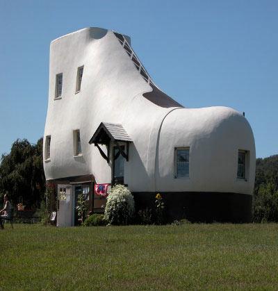 خانه های عجیب,خانه های عجیب و غریب,خانه های عجیب دنیا