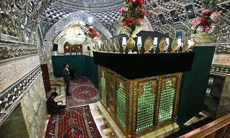 امامزاده دال ذال,امامزاده دال ذال در تبریز,تاریخچه امامزاده دال ذال