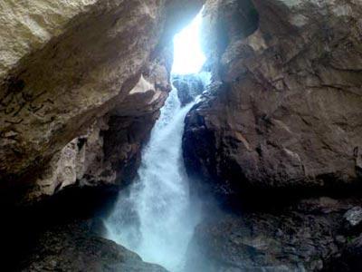 چشمه های طالقان,شهرستان طالقان,طالقان