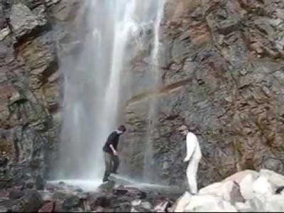 شهر طالقان,طالقان,آبشار طالقان