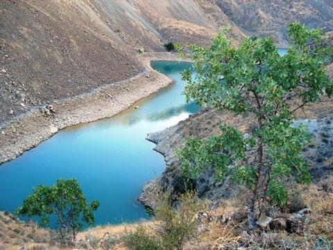 طارم,رودخانه آب برکه,طبیعت طارم
