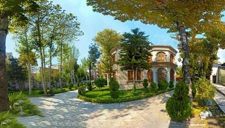 موزه موسیقی تهران کجاست, همه چیز درباره موزه موسیقی تهران, پلان موزه موسیقی تهران