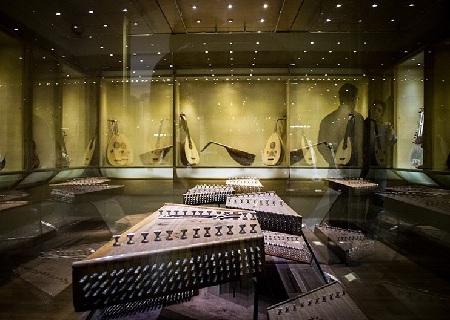 موزه موسیقی تهران کجاست, معماری موزه ی موسیقی تهران, مسیر دسترسی به موزه موسیقی تهران