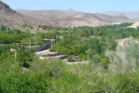آشنایی با روستای تمین در سیستان و بلوچستان (+تصاویر)