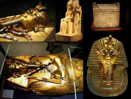 معبد, معبد توتعنخ آمون,معابد مصر