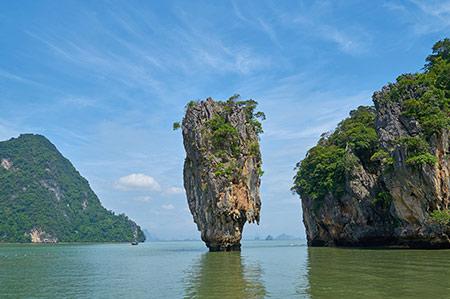 جزایر تایلند,بهترین جزایر تایلند,معروفترین جزیره های تایلند