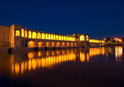 آثار تاریخی اصفهان,قدیمی ترین آثار تاریخی اصفهان,پل خواجو