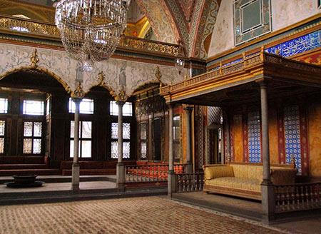 کاخ توپکاپی, کاخ توپکاپی در استانبول,تصاویر کاخ توپکاپی