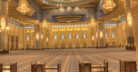 عکس از جاهای دیدنی کشور کویت