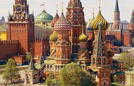 تور روسیه,تور ارزان روسیه,قیمت تور روسیه