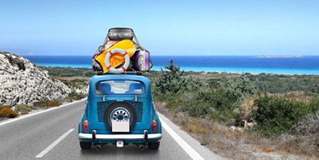 مسافرت در تابستان,نکات مهم سفر در تابستان,سفرهای تابستانی با خودرو