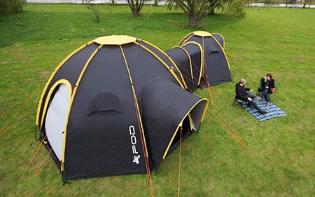 معرفی انواع چادر مسافرتی که برای خانواده ها مناسب هستند(+تصاویر)