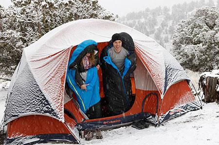 سفر در زمستان,راهنمای سفر در زمستان,نکاتی مهم برای سفر در زمستان