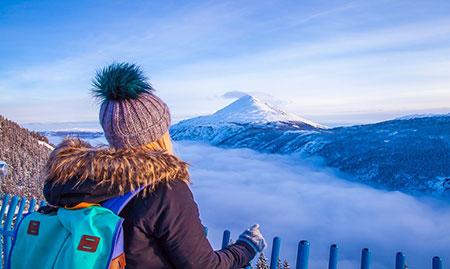 سفر در زمستان,نکاتی مهم برای سفر در زمستان,راهنمای سفر در زمستان