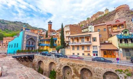 مکانهای تفریحی گرجستان