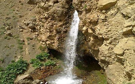سفرهای یک روزه اطراف تهران,تورهای یک روزه,روستا و آبشار آینه ورزان