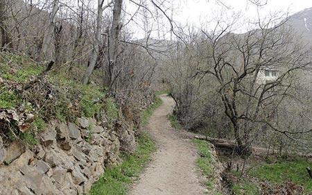 سفرهای یک روزه اطراف تهران,تورهای یک روزه,آبشار برگ جهان