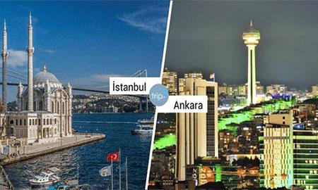 استانبول,مکان های تفریحی استانبول,تور استانبول