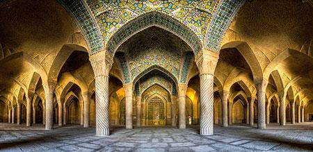 مسجد وکیل,تاریخچه مسجد وکیل,مسجد وکیل شیراز