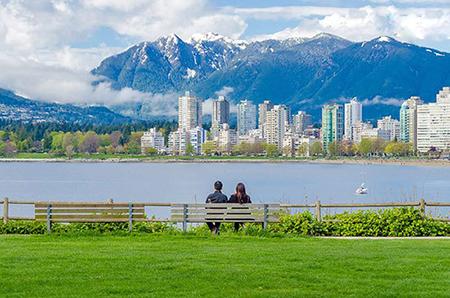 ونکوور,ونکوور کانادا,ساحل کیتسیلانو