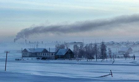 شهر ورخویانسک,شهر ورخویانسک در روسیه,تصاویر شهر ورخویانسک
