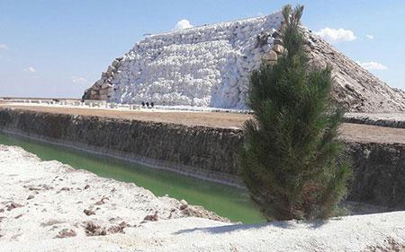 آبشار نمکی پتاس,پتاس,اولین آبشار نمکی جهان
